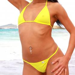 String Bikini | Classic One | Verschiedene Farben